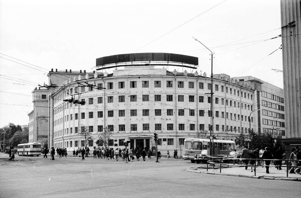 Исторические фотографии автобусов
