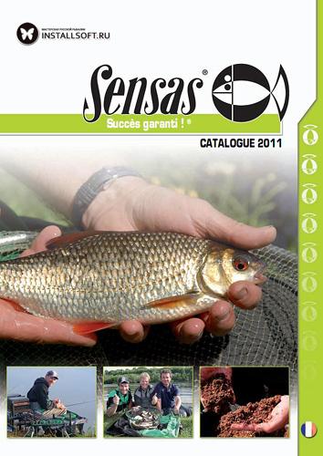 рыбалка с sensas