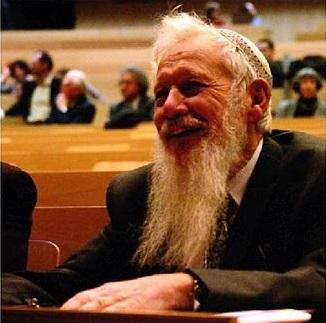 Лауреат Нобелевской премии по экономике профессор Исраэль Ауманн
