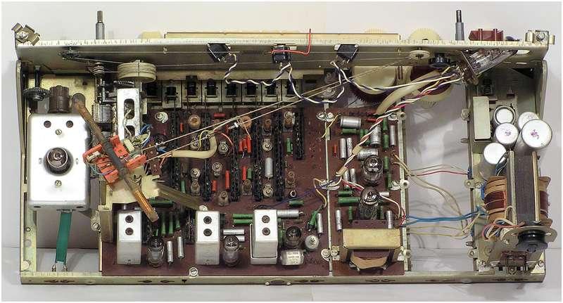 Схемы радиоприемников «А» … «В» | Электрические схемы