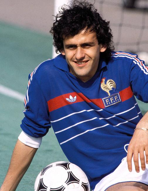 Image result for FRANCE 1984 KIT