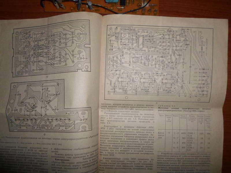 Инструкция Арктур 006