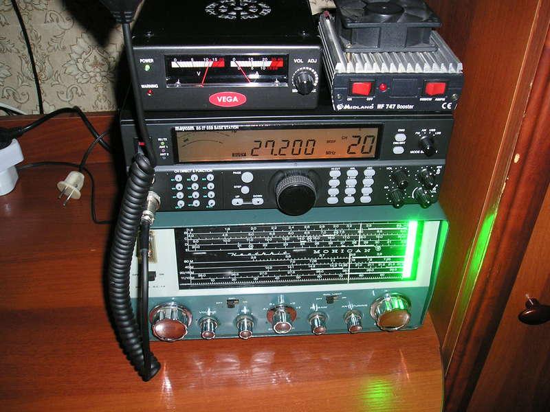 ВТОРАЯ ЖИЗНЬ СТАРОГО РАДИО - Мой лампово-транзисторный уголок