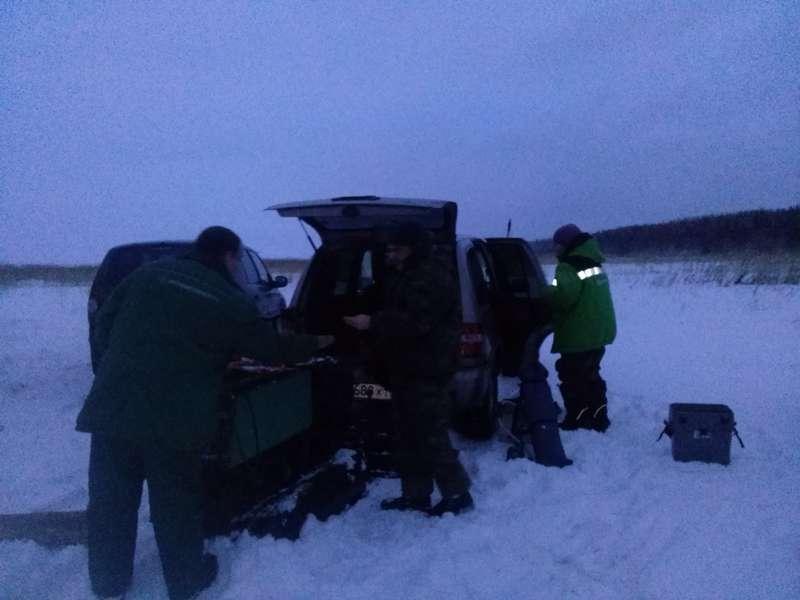 Рыбалка и активный отдых в Архангельской области