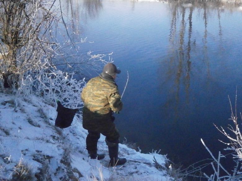 рыбалка на каналах в белоозерске брестской