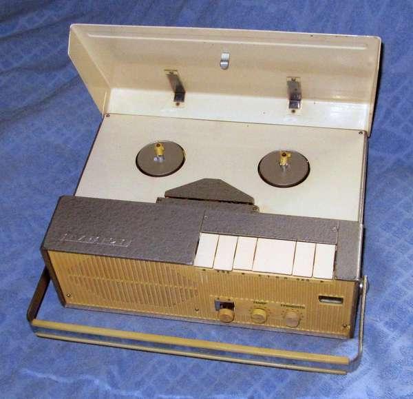 магнитофон Яуза-20 с I-кв