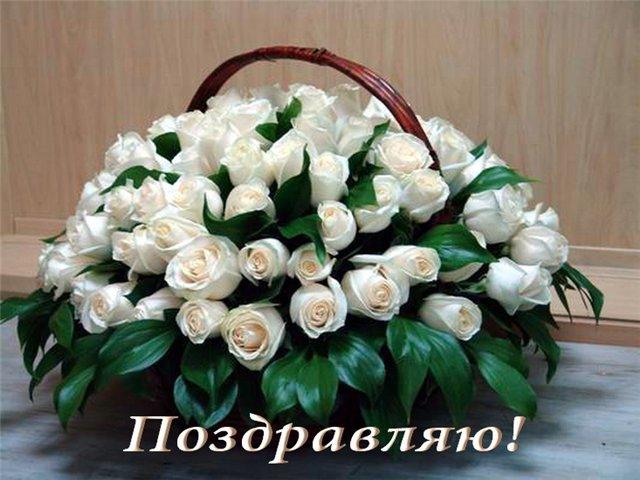 Открытки с большими букетами роз с днем рождения