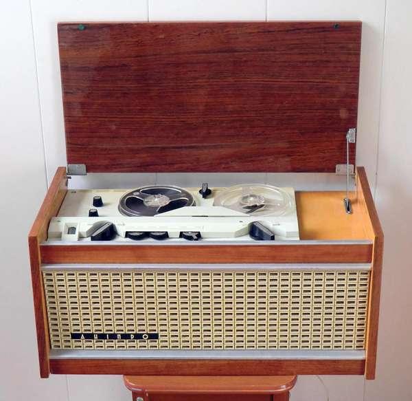 Магнитофон Днепр-14А с 1969