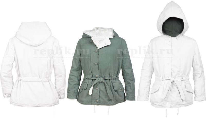 Купить Немецкую Женскую Зимнюю Куртку В