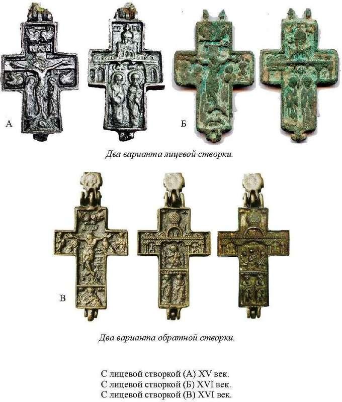 Большой энколпион . Новгород .15 век. эмали