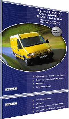 Всё о Рено Мастер! Технический Форум. • Просмотр темы - Manual Renault Master 1998-2003 и с 2003-2008 г.