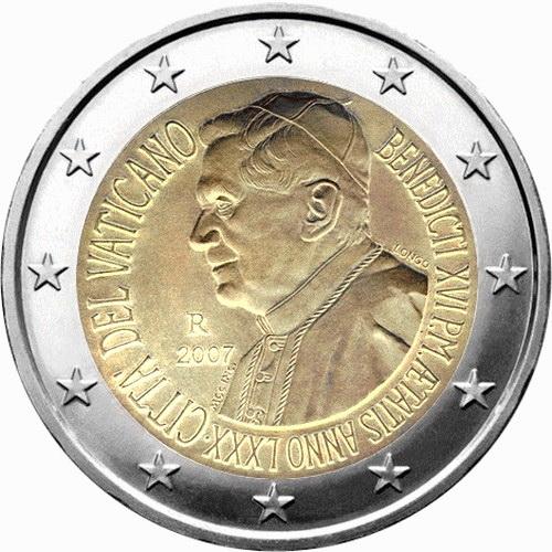80 лет Папе Римскому Бенедикту XVI