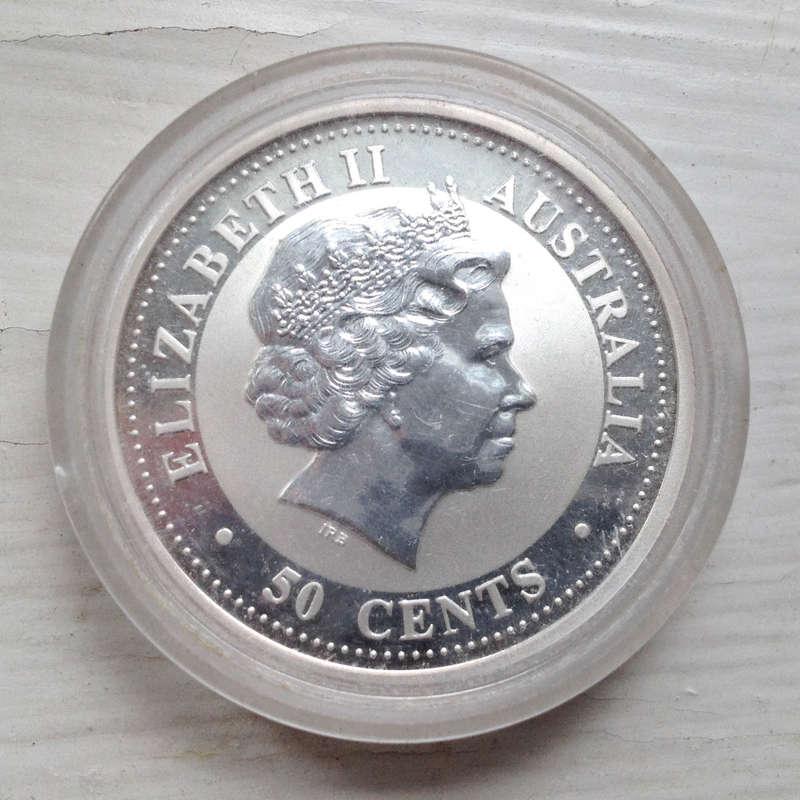 50 центов австралия серебро цена монеты 25 рублей