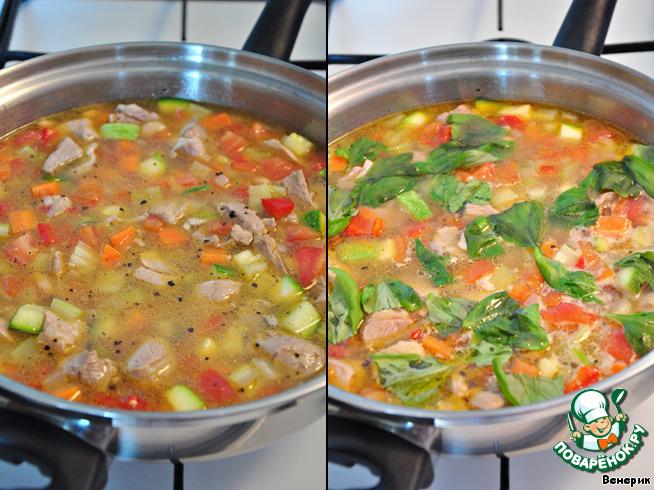 рецепты супов для кормящих с фото