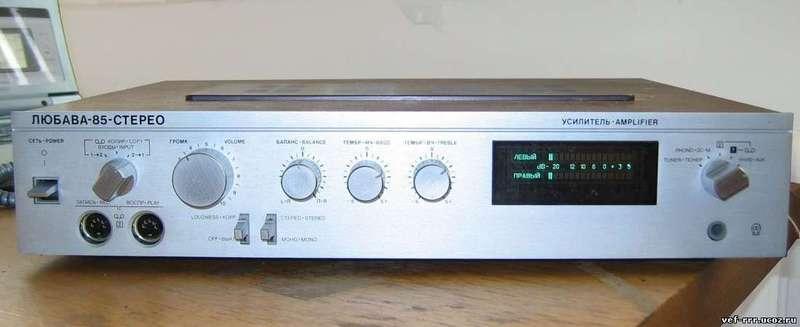 Radiotehnika y-101 усилитель в разделе: электроника, устаревшая электроника (объявление 4930470)