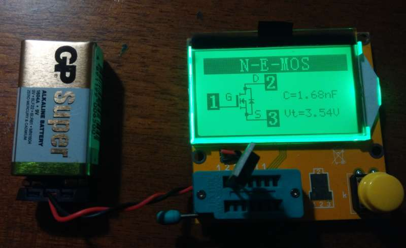 ESR - meter