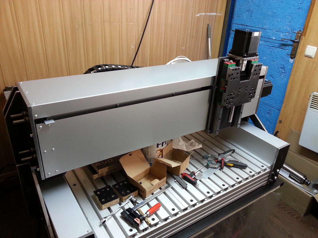 CNC с нуля