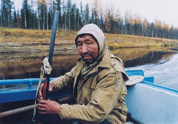 рыбалка крайнего севера