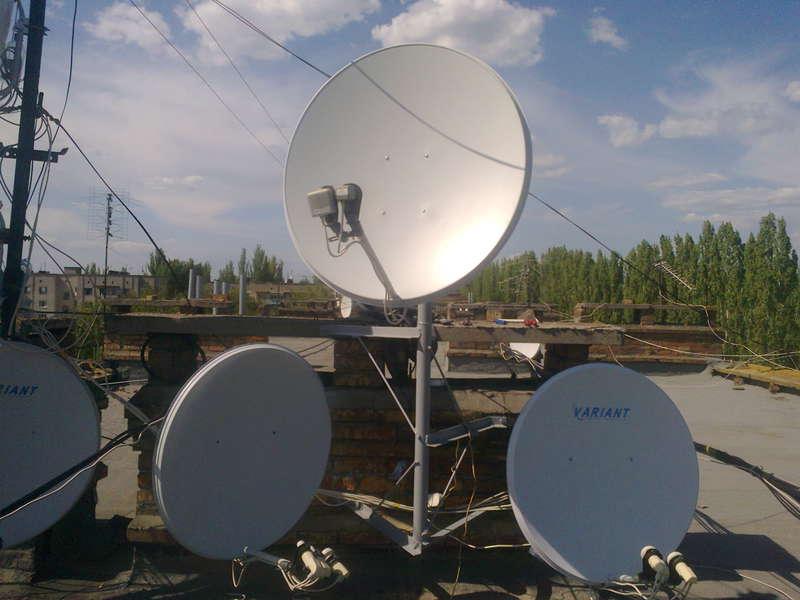 Спутниковые антенны форумчан