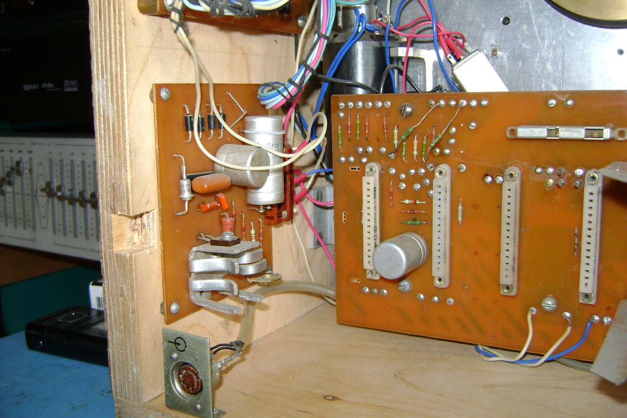 Самодельная аппаратура, конструкции.