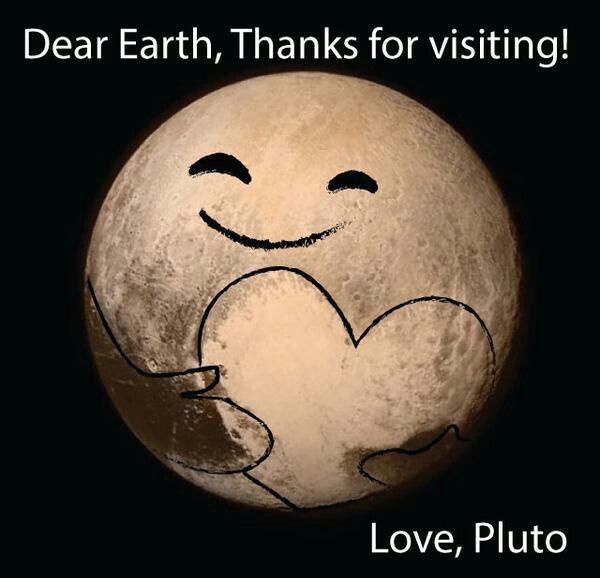 New Horizons у Плутона