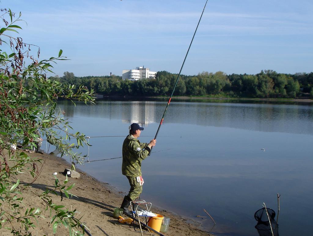 правила рыбной ловли в омской области 2016