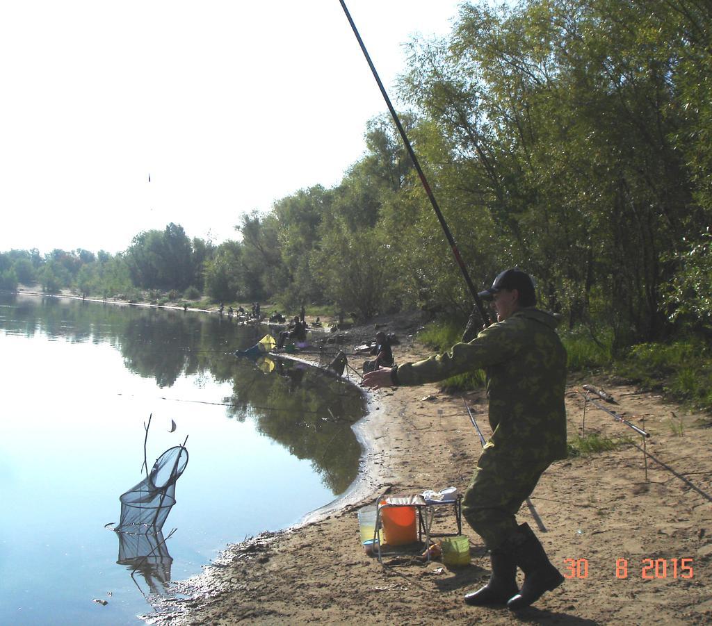 рыболовные клубы омска