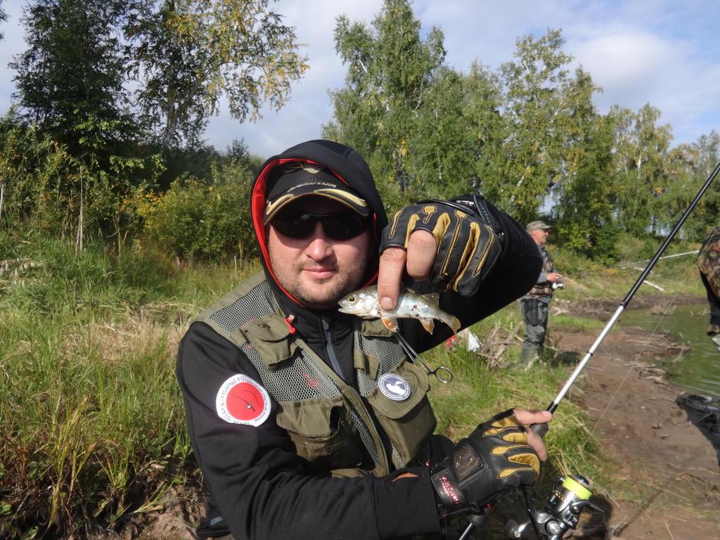 рыбалка в свердловской области фион форум