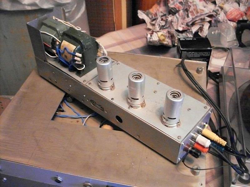 Ламповые усилители  Art Audio Lab