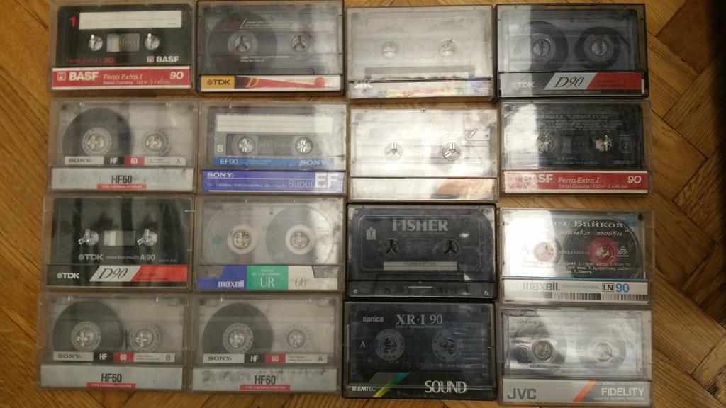тему думал, видеокассеты выбросить или нужно вас слишком много