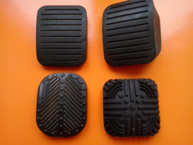 Резинки на педали