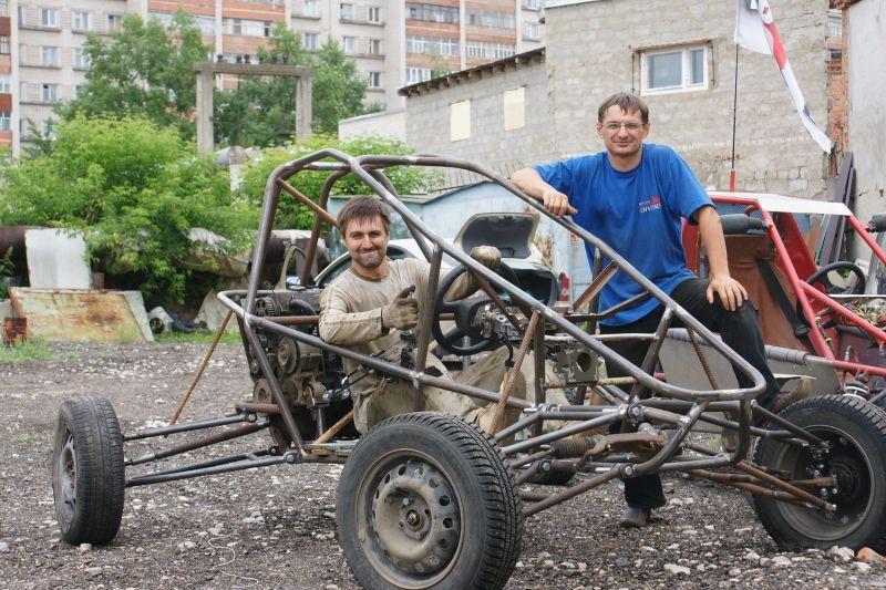 Как из классики сделать автомобиль 181