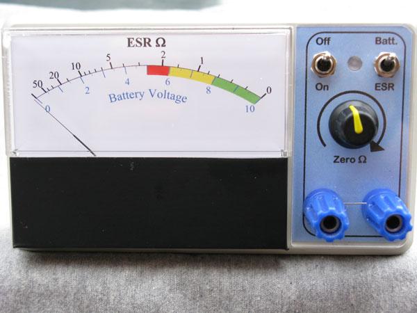 Мультиметры,измерители RLC/ESR,Тестеры компонентов.
