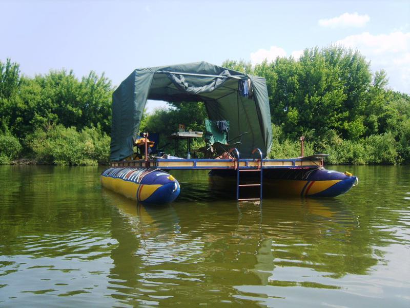 Надувные лодки, плоты, байдарки и каноэ