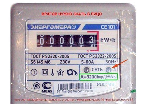 Проверьте свой счетчик электроэнергии. 145535179465604154