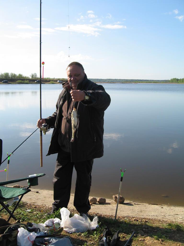 Рыбалка её виды , делимся опытом
