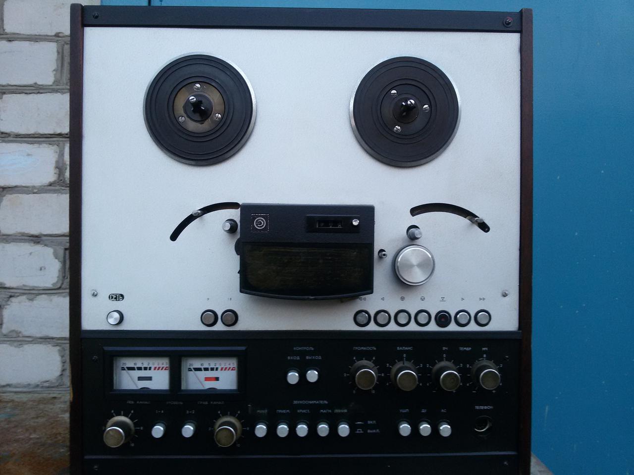 Форум любителей катушечных магнитофонов, аналоговой видео и аудио аппаратуры