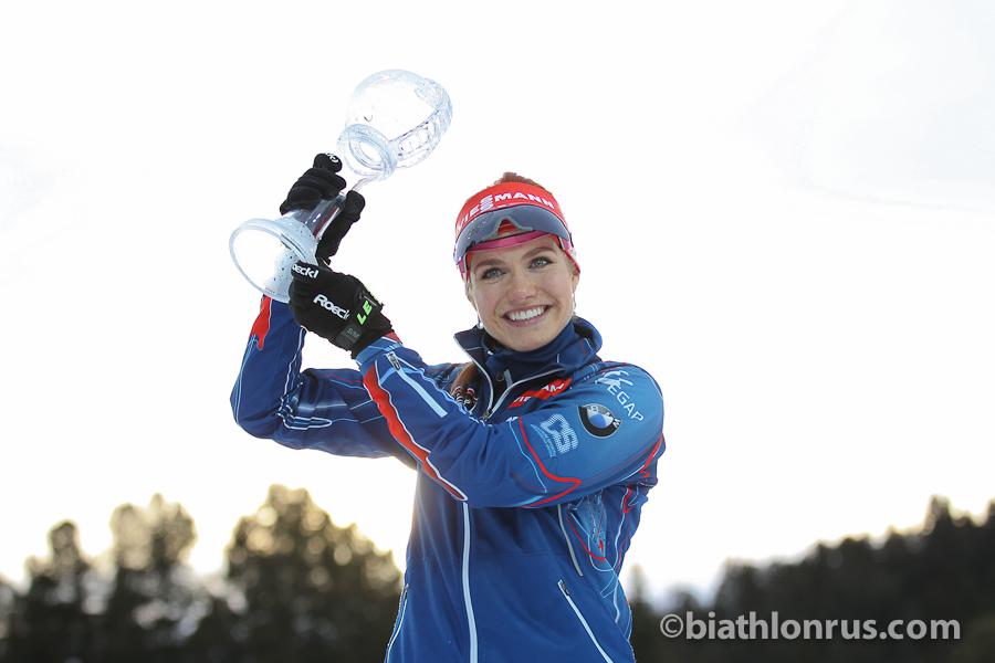 WORLD CUP BIATHLON 9 - Khanty-Mansiysk (RUS)
