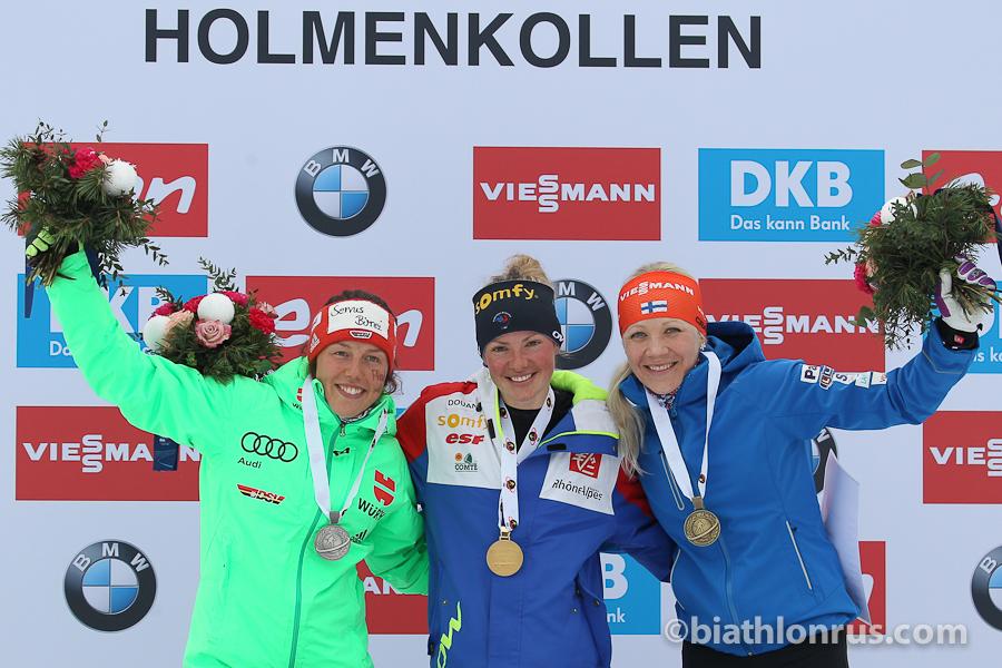 World Championships - 02.03 - 13.03.2016 / Oslo Holmenkollen