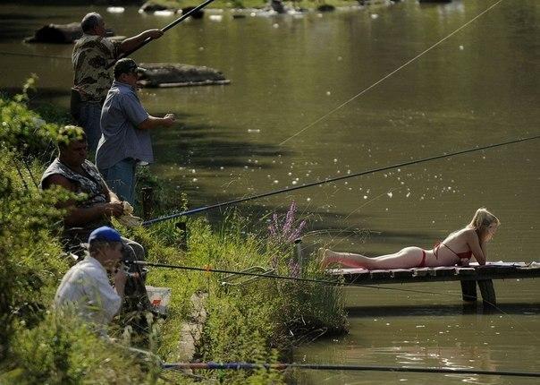 угарные картинки рыбалка