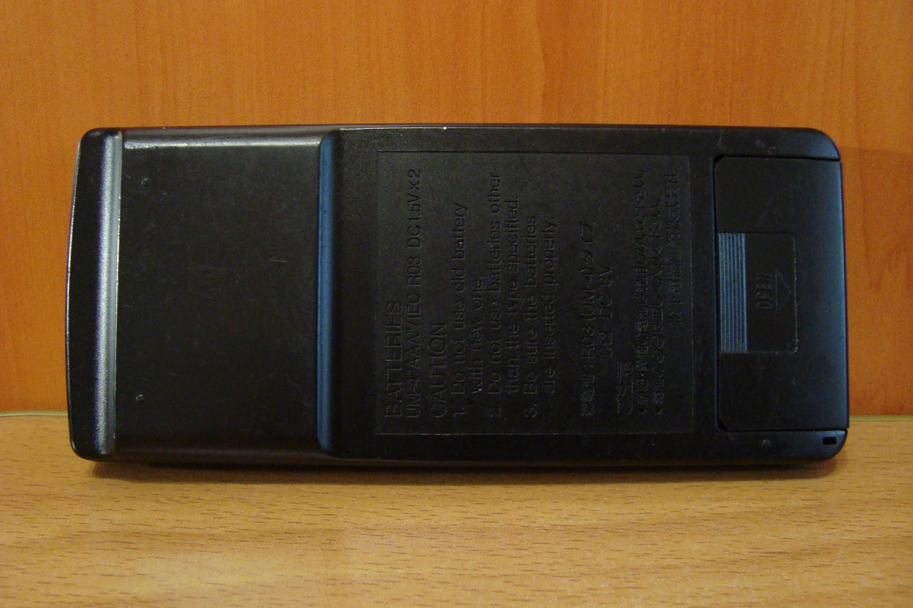 Пульты ДУ от аудио-видео 80-90х Japan.