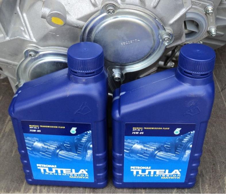 Как залить масло в коробку фиат дукато