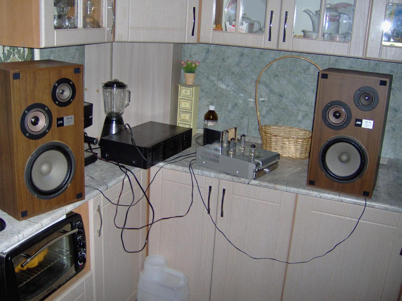акустика JVC 44