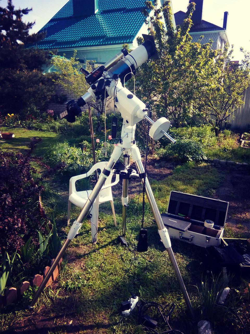 Прохождение Меркурия по диску Солнца 9 мая 2016