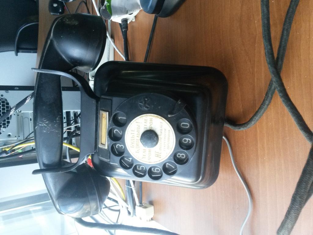 схема телефонного апарата vef ta-d