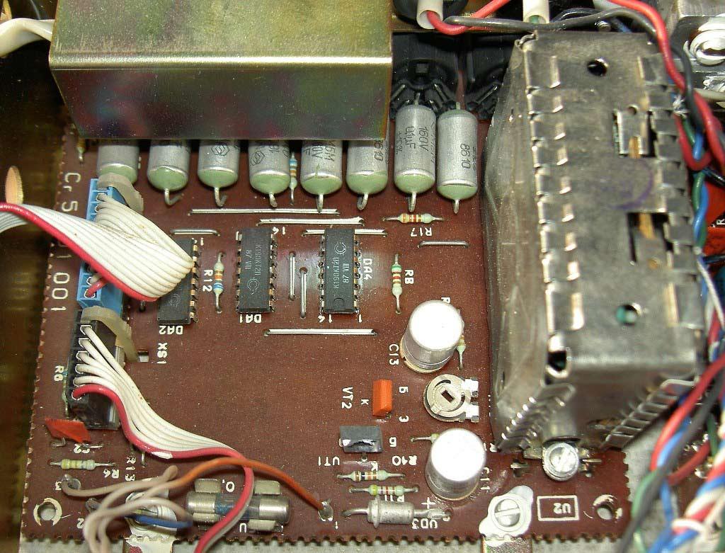 Ремонт усилителя радиотехника у-101-стерео своими руками
