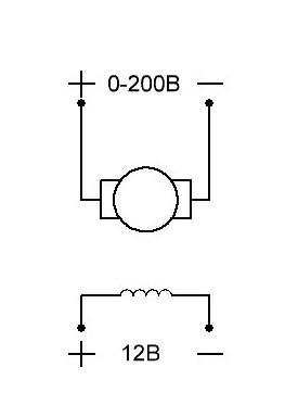 Регулятор частоты вращения двигателя.