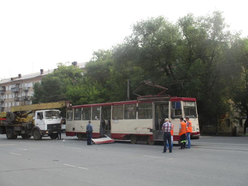 Челябинский транспорт