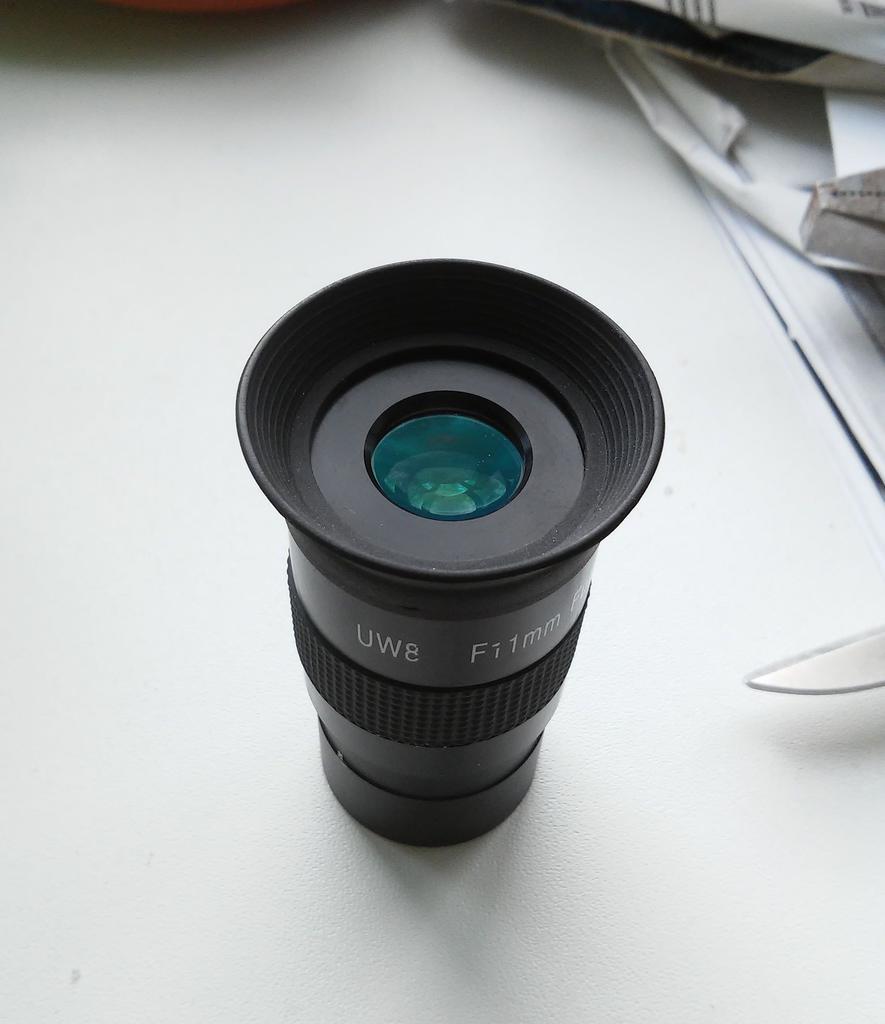 Продам окуляр DeepSky UWA 11 мм 80 град.