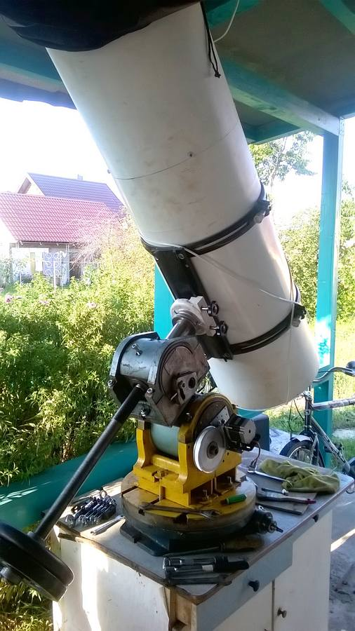 Астро будка в Нововоронеже